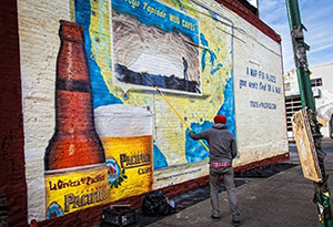 墨西哥Pacifico啤酒