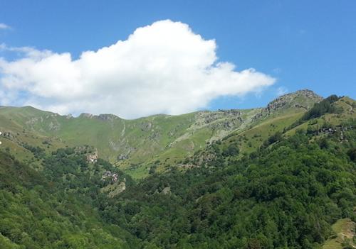夏季冰雹袭击意大利皮埃蒙特产区