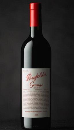 奔富葛兰许成为2013年澳洲最受欢迎的收藏佳酿